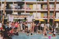 Coachella: DJ Harvey Presents Cool in The Pool at The Saguaro Desert Weekender (Hosted by 47 Brand, Reyka Vodka, Core Power Yoga, & Hornitos) #37