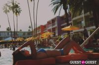 Coachella: DJ Harvey Presents Cool in The Pool at The Saguaro Desert Weekender (Hosted by 47 Brand, Reyka Vodka, Core Power Yoga, & Hornitos) #58
