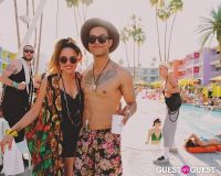 Coachella: DJ Harvey Presents Cool in The Pool at The Saguaro Desert Weekender (Hosted by 47 Brand, Reyka Vodka, Core Power Yoga, & Hornitos) #62