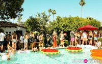 Coachella: GUESS HOTEL poolside celebration in Palm Springs 2014 #9