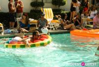 Coachella: GUESS HOTEL poolside celebration in Palm Springs 2014 #17
