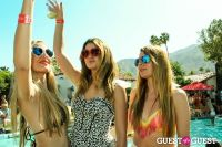 Coachella: GUESS HOTEL poolside celebration in Palm Springs 2014 #18