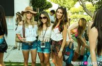 Coachella: GUESS HOTEL poolside celebration in Palm Springs 2014 #19