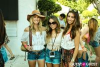 Coachella: GUESS HOTEL poolside celebration in Palm Springs 2014 #20