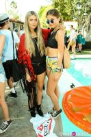 Coachella: GUESS HOTEL poolside celebration in Palm Springs 2014 #24