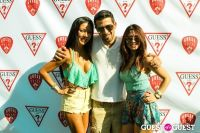 Coachella: GUESS HOTEL poolside celebration in Palm Springs 2014 #31