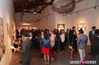 IvyConnect Art Gallery Reception at Moskowitz Gallery #50
