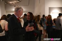 IvyConnect Art Gallery Reception at Moskowitz Gallery #54
