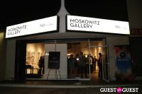 IvyConnect Art Gallery Reception at Moskowitz Gallery #77