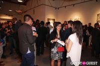 IvyConnect Art Gallery Reception at Moskowitz Gallery #79