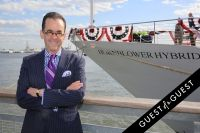 Hornblower Re-Dedication & Christening at South Seaport's Pier 15 #90
