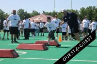 3rd Annual Extreme Recess: Football Camp with Tyler Polumbus Kids Outreach #19