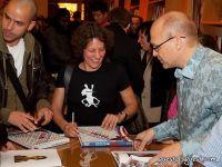 Spike Lee hosts Design for Obama Book Party #13