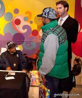 Spike Lee hosts Design for Obama Book Party #14