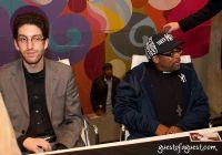 Spike Lee hosts Design for Obama Book Party #16