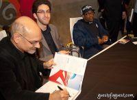 Spike Lee hosts Design for Obama Book Party #21