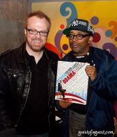 Spike Lee hosts Design for Obama Book Party #24