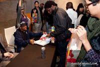 Spike Lee hosts Design for Obama Book Party #26