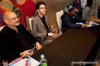 Spike Lee hosts Design for Obama Book Party #29