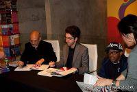 Spike Lee hosts Design for Obama Book Party #33