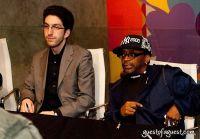 Spike Lee hosts Design for Obama Book Party #36
