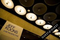 Jeff Koons: A Retrospective Opening Reception #76