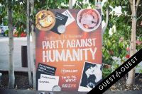 Thrillist & FX Present Party Against Humanity #97