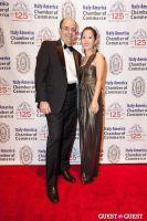 Italy America CC 125th Anniversary Gala #139