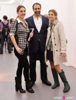 Kim Keever opening at Charles Bank Gallery #109