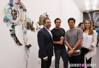 Third Order exhibition opening event at Charles Bank Gallery #46