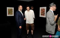FLATT Magazine Closing Party for Ryan McGinness at Charles Bank Gallery #185
