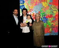 Ryan McGinness - Women: Blacklight Paintings and Sculptures Exhibition Opening #165