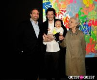 Ryan McGinness - Women: Blacklight Paintings and Sculptures Exhibition Opening #164