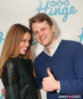 Arrivals -- Hinge: The Launch Party #236