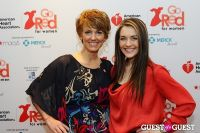 The 2013 American Heart Association New York City Go Red For Women Luncheon #185