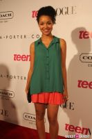 9th Annual Teen Vogue 'Young Hollywood' Party Sponsored by Coach (At Paramount Studios New York City Street Back Lot) #302
