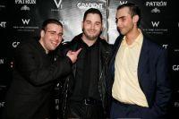 Alan Vinogradov, Matt Fried and Barris Vinogradov (gradient founders)