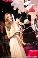Victoria's Secret Angel Alessandra Ambrosio Reveals the Floral Fantasy Bra by Lodon Jewelers #3