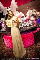 Victoria's Secret Angel Alessandra Ambrosio Reveals the Floral Fantasy Bra by Lodon Jewelers #14