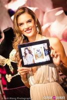 Victoria's Secret Angel Alessandra Ambrosio Reveals the Floral Fantasy Bra by Lodon Jewelers #16
