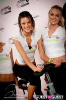 Victoria's Secret Angels Gear Up For a Supermodel Ride Soulcycle to Benefit Pelotonia #17