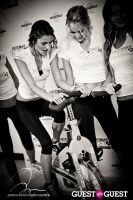Victoria's Secret Angels Gear Up For a Supermodel Ride Soulcycle to Benefit Pelotonia #16
