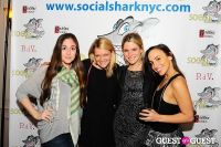 SocialSharkNYC.com Launch Party #185