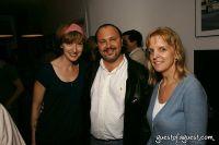 Chocolate Bar founding owner Alison Nelson with her Dubai partner Ziad Kaddoura