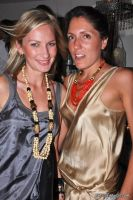 Alma Sloan and Nicole Basabe wearing Tribal Societe necklaces featured by Quest Magazine July 2009 issue