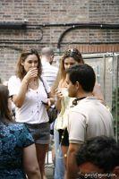 Amanda Alvarez, Paloma Alvarez, Alex Carantza, Sam Kramer at Dear Georgette Garden Party