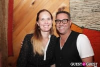 Suzy Buckley Woodward & John Lin Karaoke Night at the Standard Spa #2