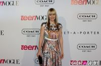 9th Annual Teen Vogue 'Young Hollywood' Party Sponsored by Coach (At Paramount Studios New York City Street Back Lot) #206