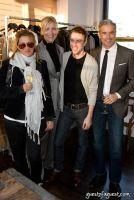 Andrea Mitchell, Gigi Stoll, Chadwick Bell