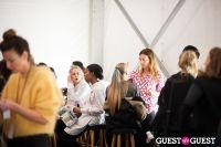 NYC Fashion Week FW 14 Herve Leger Backstage #30